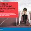 Managing Multi-channel Returns: the Low Down [SLIDESHARE]