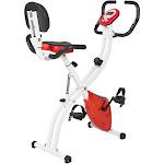 Best Choice Products Folding Adjustable Magnetic Upright Exercise Bike