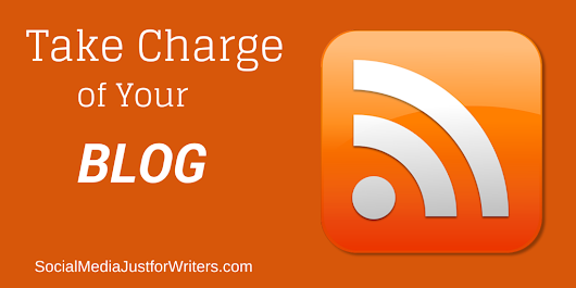 How to Take Charge of Your Author Blog