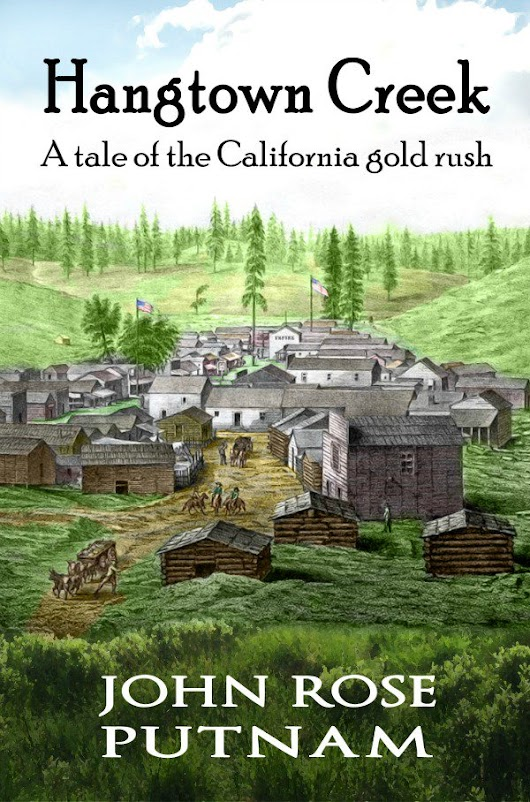 "John Rose Putnam on Twitter: ""California 1848 Gold found on the American River ❖HANGTOWN CREEK❖  #Bookboost #IARTG #ASMSG """