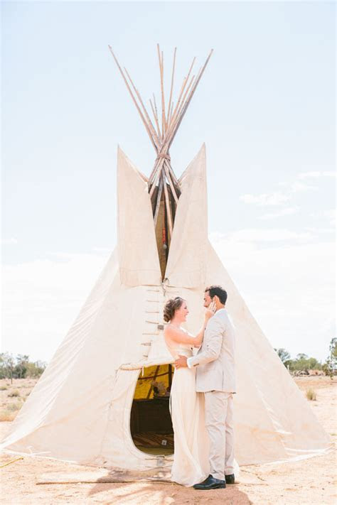 Bohemian New Mexico wedding   Real Weddings and Parties