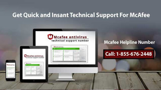 Mcafee Technical Support Service For Remove Antivirus Problems