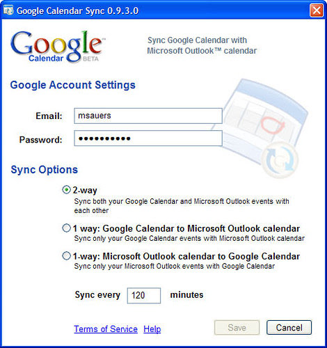 Google Calendar Sync by Travelin' Librarian.