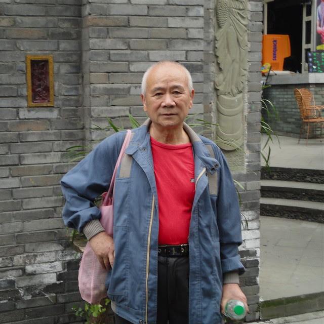 Broad / Narrow Alleys, Chengdu
