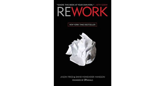 Khawaja Saud Masud's review of Rework