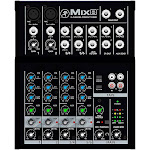 Mackie Mix8 8-Channel Compact Mixer - Unpowered Mixers - Mixers - 2044095-00