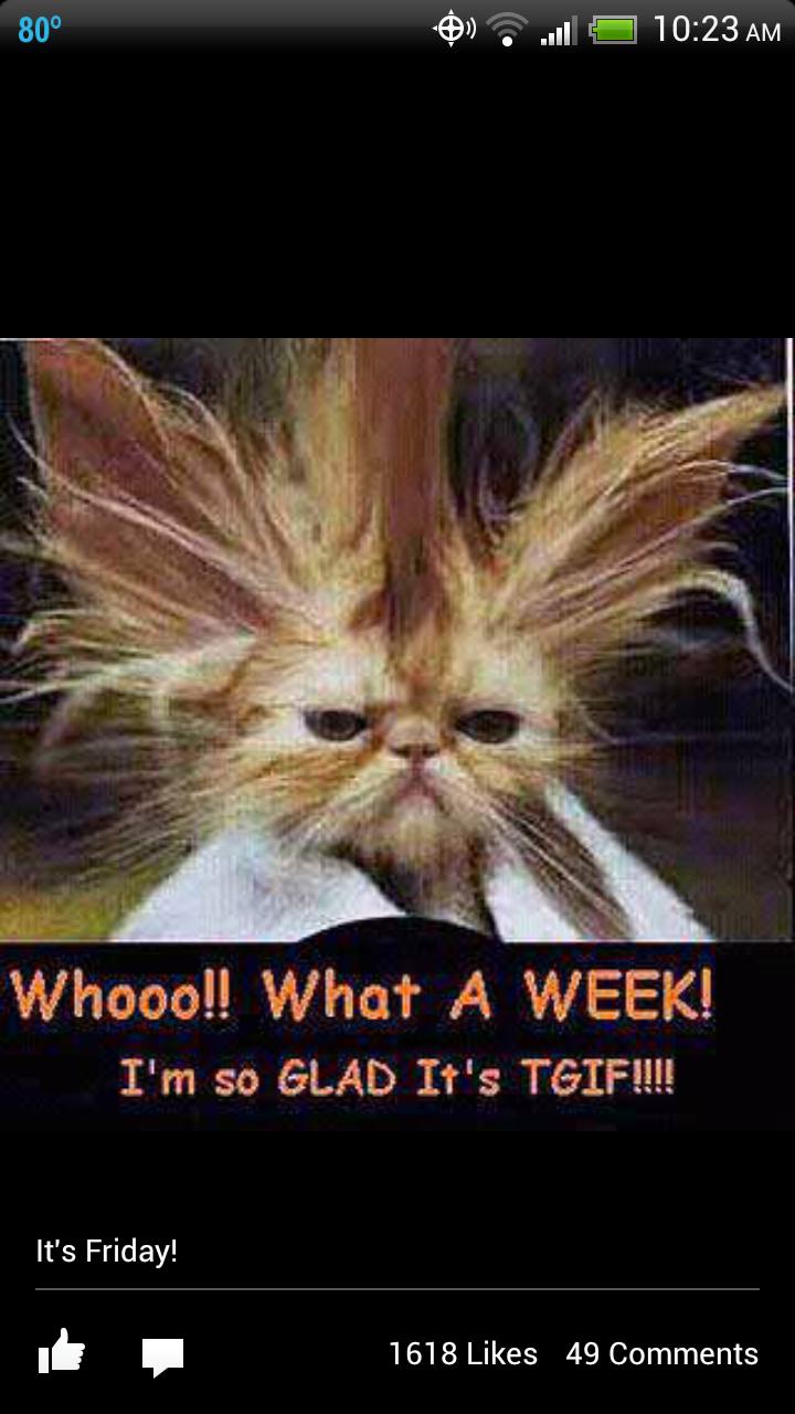 Im So Glad Its Thank God Its Friday Terriblefacebookmemes