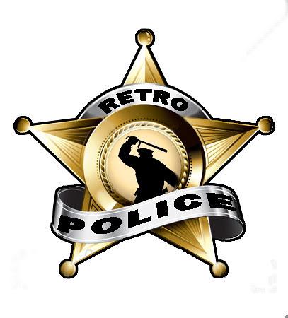 RETRO POLICE DEPARTMENT