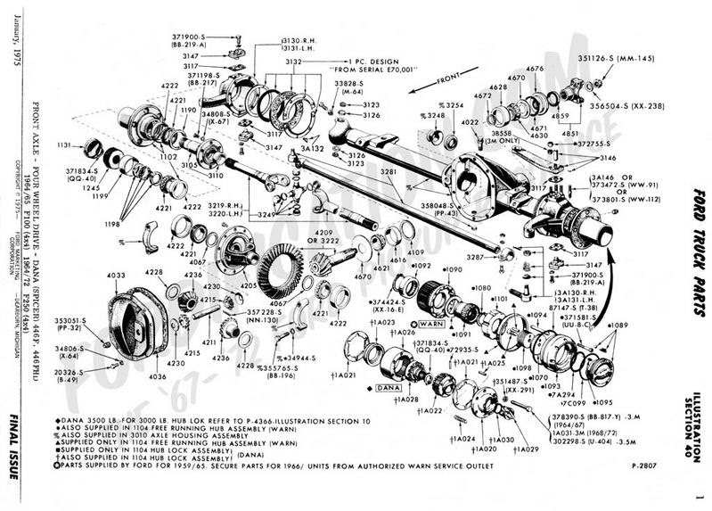 2000 Ford F150 Front End Diagram
