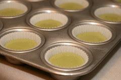 Matcha Mochi Cupcakes