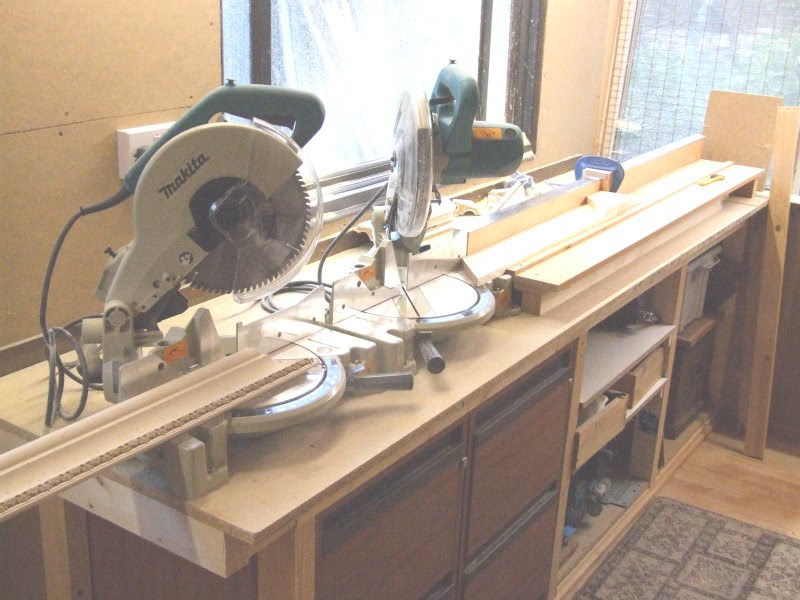 Which Miter Saw To Get The Picture Framers Grumble