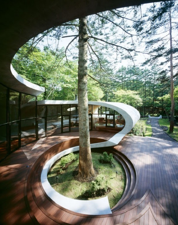 Visually Stunning Homes and Architecture