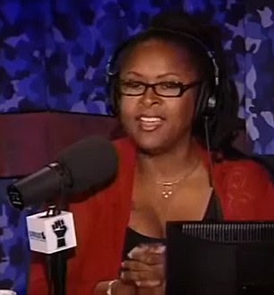 The Trumps were guests on Howard Stern's show with Robin Quivers who made the remark jokingly