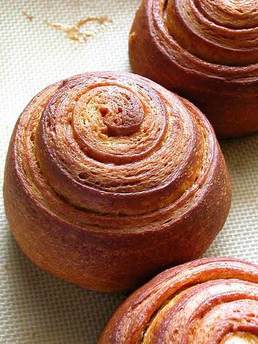 cinnamon rolls