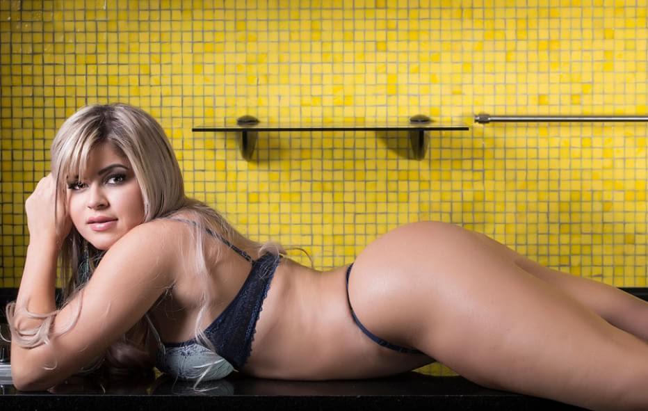 8. Miss Bumbum Espírito Santo – Ana Paula Costa, 22 anos