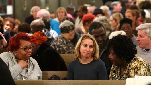 Prayer service honoring Dr. King challenges attitudes on race