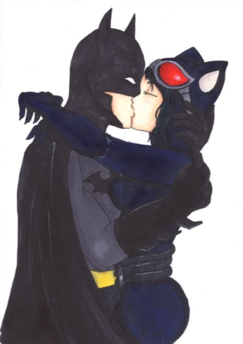 Batman Kissing Catwoman Cake Ideas and Designs