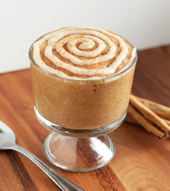 Cinnamon Roll Mug Cake (made in 3 minutes!) - Cooking Classy