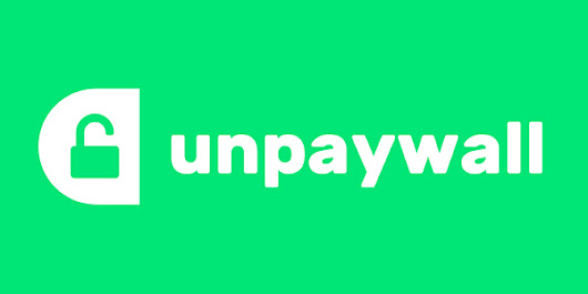 "Discover ""Unpaywall,"" a New (and Legal) Browser Extension That Lets You Read Millions of Science Articles Normally Locked Up Behind Paywalls"