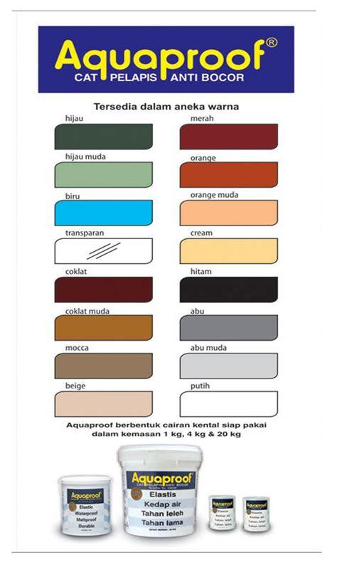 Katalog Warna Cat Besi Nippon Paint Menghitung Biaya