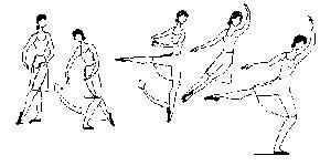 Resultat d'imatges de Cabriole ballet