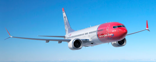 Norwegian Air Shuttle to be first to fly the MAX