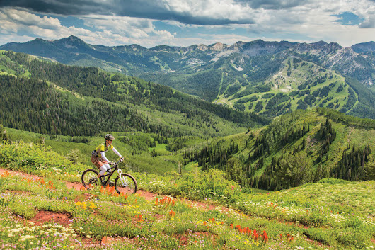 An Insider Guide to Mountain Biking Park City