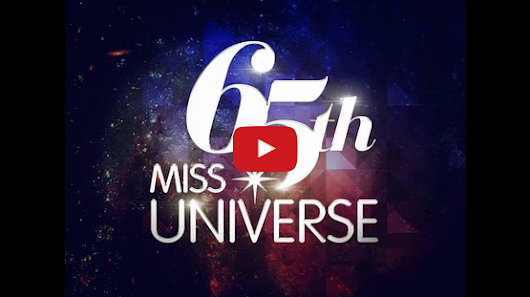 The 65th Miss Universe 2017, January 30 2017 Live @ SM Mall of Asia Arena (MOA) Manila, Philippines - Miss Universe 2017 January 30 2017 LIVE! Stream