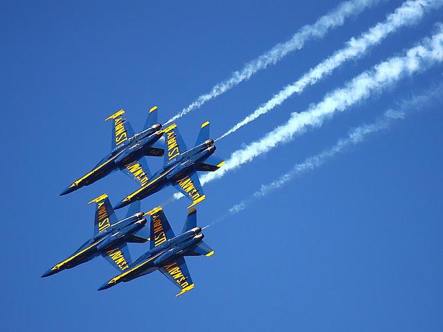 IMG_2613 Blue Angels, San Francisco Fleet Week 2011