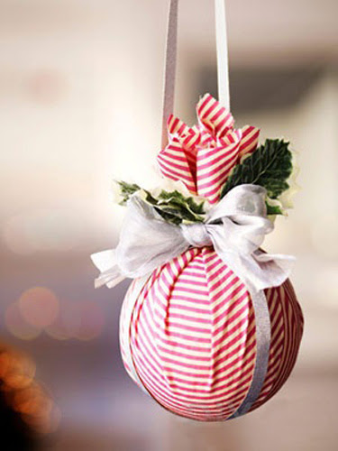 christmas decoration crafts easy holliday decorations - Christmas Decoration Ideas To Make