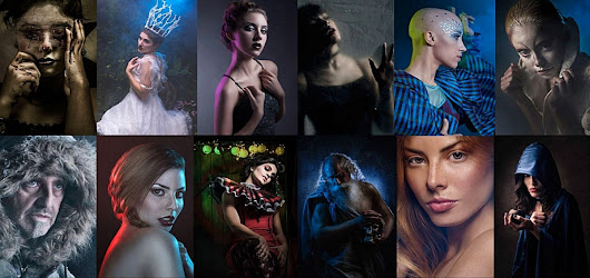 Fine Art Photography:  Interview with Mikeila Borgia