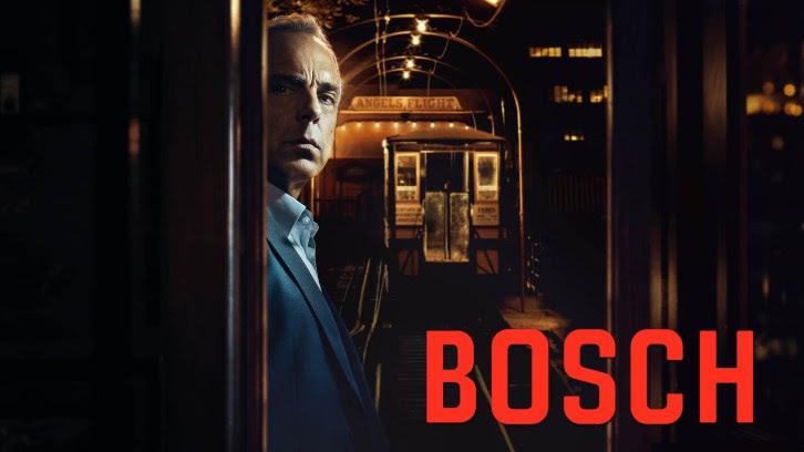 Bosch - Season 3 - Open Discussion + Poll