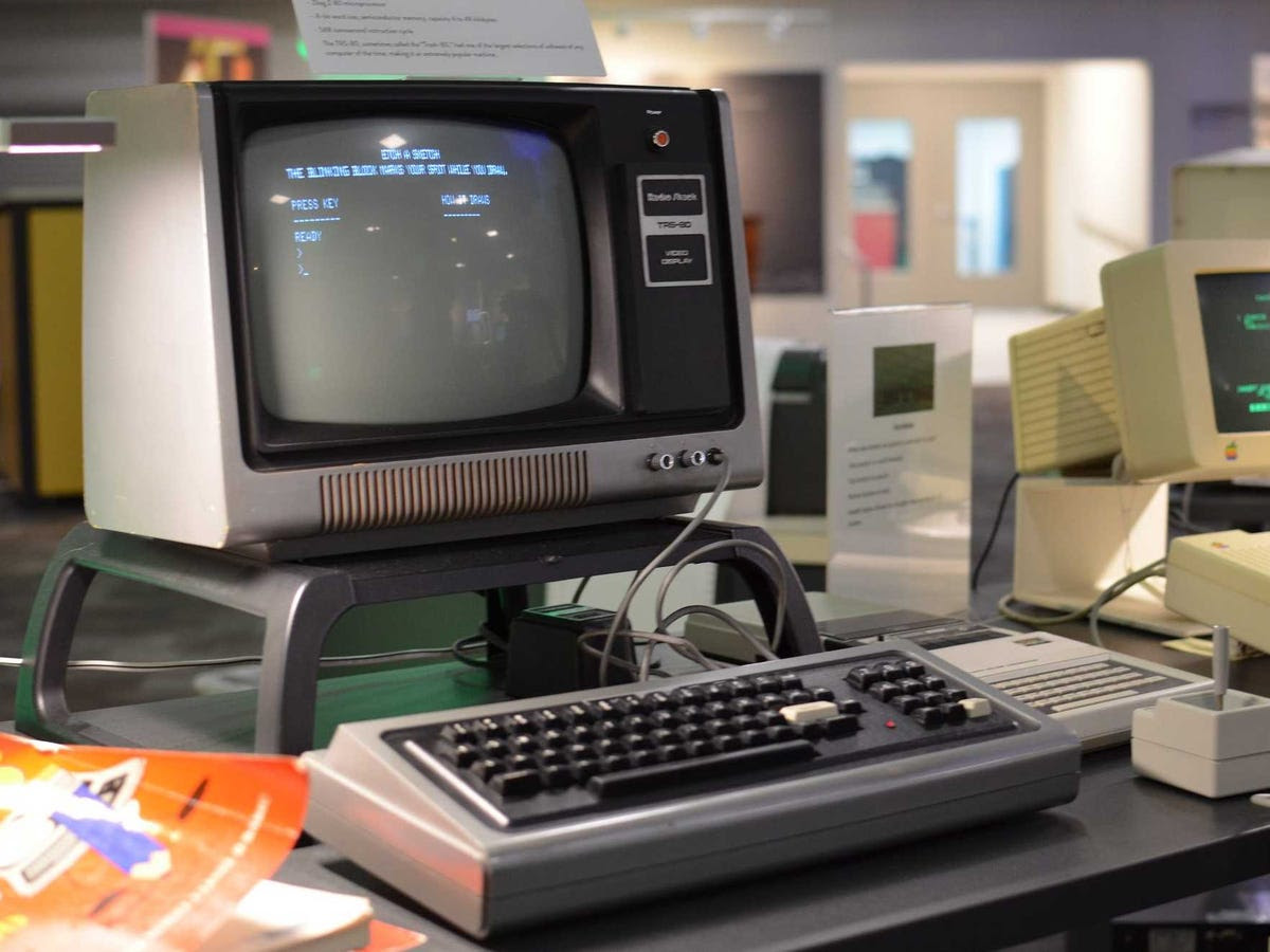 In 2012, he opened the Living Computer Museum in Seattle, which he stocked with old computers that guests can play with. The computer includes early Apple and Microsoft models, as well as a 1960s PDP-7 that's the size of an office cubicle.
