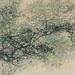 吳士偉‧飛翠‧水墨紙本設色‧57x56.5 cm‧2012
