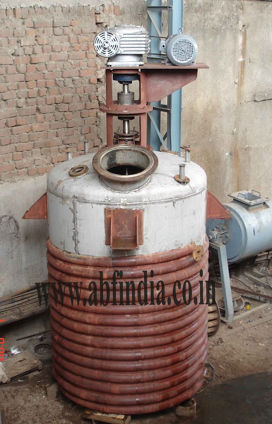 Chemical Reactor Manufacturer-S.S Reactor-Jacketed Vessel manufacturer
