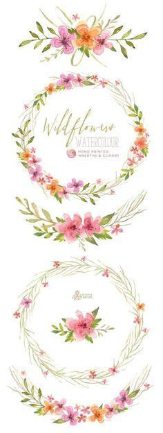 Blossoming wreath clipart 20 free Cliparts   Download