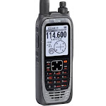 ICOM IC-A25N Handheld Nav/Com