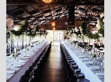 Zonzo Estate, Yarra Valley, Victoria. Winery and Fancy Barn Wedding Locations in Australia Stay