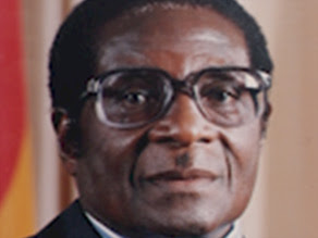 Zimbabwe President Robert Mugabe talks to CNN's Christiane Amanpour Thursday.