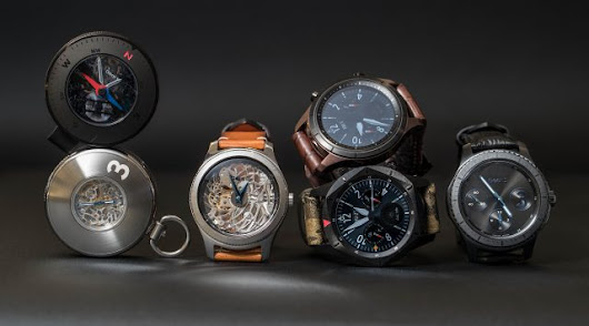 Samsung shows off new Gear S3 concept designs, including a hybrid smart pocket watch [WTF]