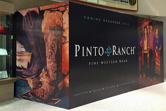 Houston Airport Getting a Little More Texan with Pinto Ranch