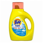 Tide 44105 Simply Clean and Fresh Laundry Detergent, 31 Oz