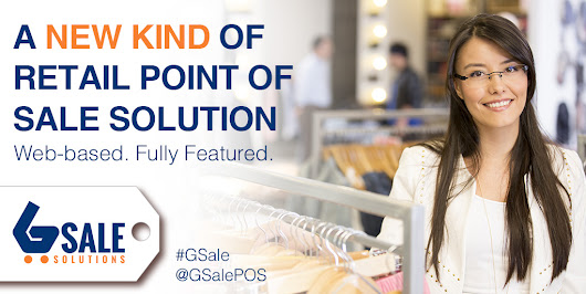 Gsale Solutions - Online Point Of Sale System