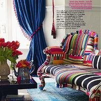 blue-striped-rug - Design, decor, photos, pictures, ideas