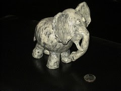 Elephant by Teckelcar