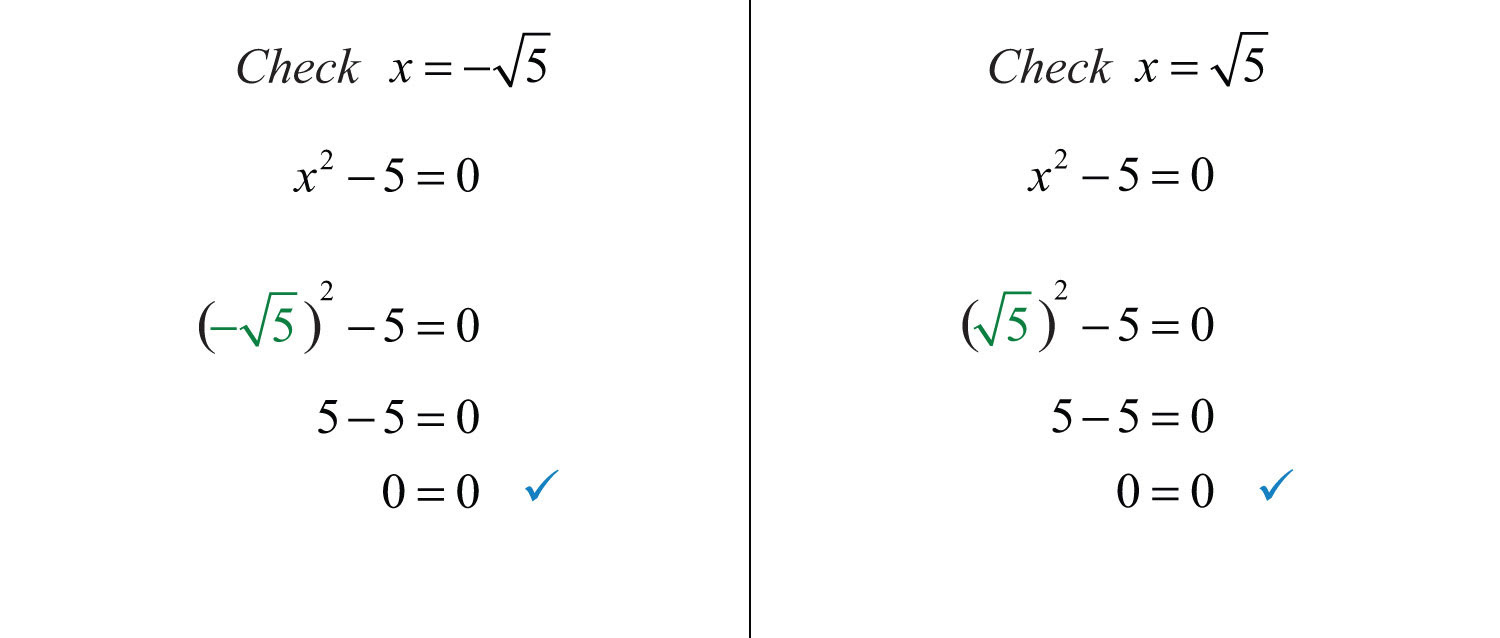 35 Solving Quadratic Equations With Square Roots Worksheet