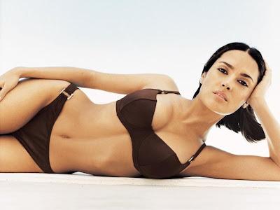 salma hayek topless