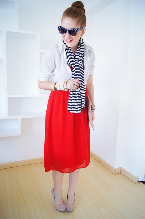 Nautical Chic by The Joy of Fashion (1)