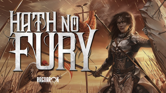 HATH NO FURY | An anthology where women take the lead