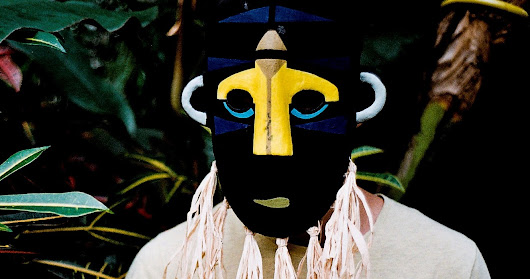 SBTRKT Let's the Beats and the Vocals Shine on Save Yourself